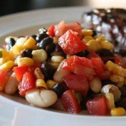 Black & White Bean & Corn Salad