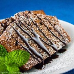 Mississippi Mud Cake (Gluten-Free)