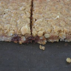 Oatmeal Cookie Brittle