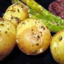 New Potatoes With Dijon Vinaigrette