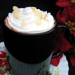 Lovers Delight Hot Chocolate With Kahlua and Almond