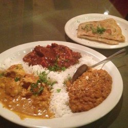 Curried Lamb and Lentil Stew