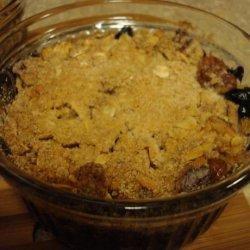 Mixed-Berry Oatmeal Crisps (Bon Appetit) Vegan