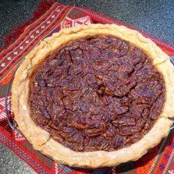 Maple Pecan Pie With Splenda