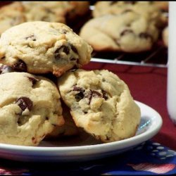 Nutty or Nice Chocolate Chip Cookies