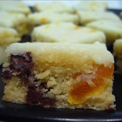 Cointreau Blondies