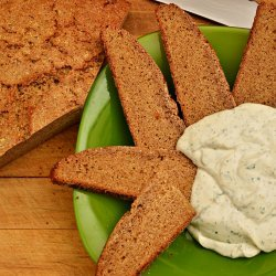Rye Bread and Dill Dip