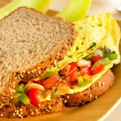 Omelet Sandwiches