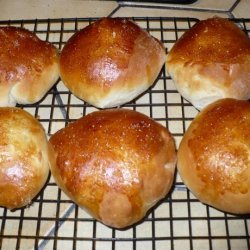Fabulous and Easy Dinner Rolls