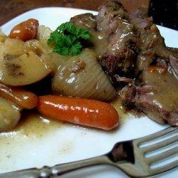 Seasoning for Beef Pot Roast in a Bag recipe