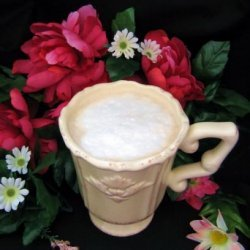 Almond Joy Latte