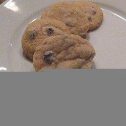 Sour Cream Chocolate Chip Cookies