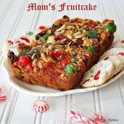 Mom's Fruitcake