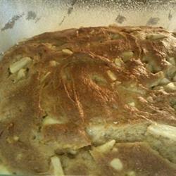 Gluten-Free European Apple Cake