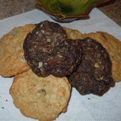 Coconut Buffalo Chip Cookies