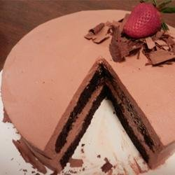 Serano Chocolate Cake