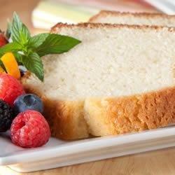 Filippo Berio Olive Oil Pound Cake recipe