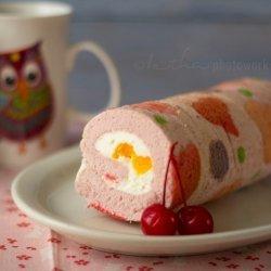 Japanese Fruit Cake I