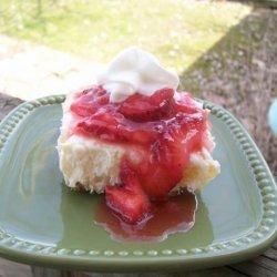 No-Bake Tropical Cheesecake
