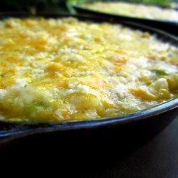 Jalapeno-Corn Casserole