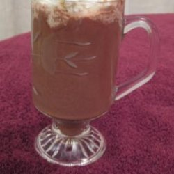 Grand Marnier Hot Chocolate
