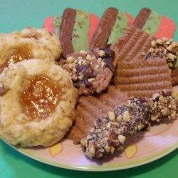 Cookies Around the World 3 of 5 recipe