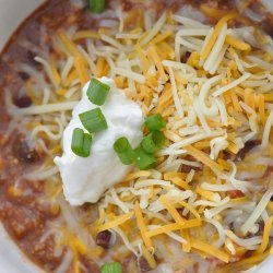 Turkey Taco Soup