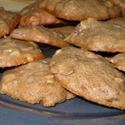 Soetkoekies  ( Spicy Wine Cookies)