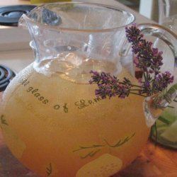 Lavender Lemonade Tea - Hot or Iced