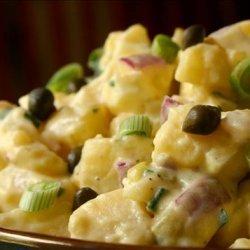 Tolan's Mom's Potato Salad (Tyler Florence)