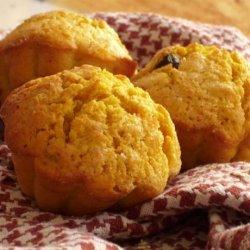 Pumpkin Crunch Mini Muffins
