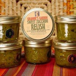 Prize Winning Zucchini Relish