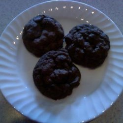 Abby's Ultimate Chocolate Chocolate -Chip Cookies