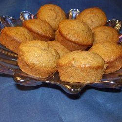 Spiced Applesauce Cupcakes