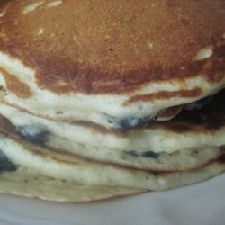 Blue Heaven Banana Pancakes