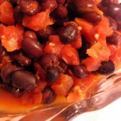Ridiculously Easy Mexican Beans