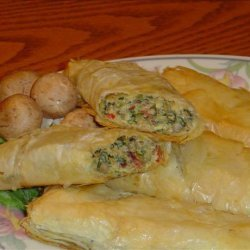 Breakfast to Go in Phyllo recipe