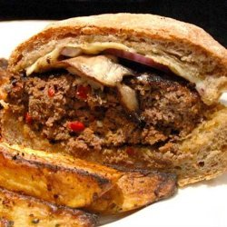 Some Like It Hot Hamburger (For One)