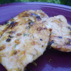 Orange-Thyme Sauce and Marinade for Grilling