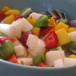 New Zealand Fruit Salad