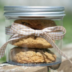 Oatmeal, Peanut Butter, and Chocolate Chunk Cookies