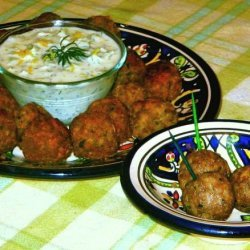 My Big Fat Greek Meatballs recipe