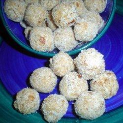 Yummy Apricot Balls recipe