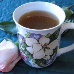 Spiced Honey Tea