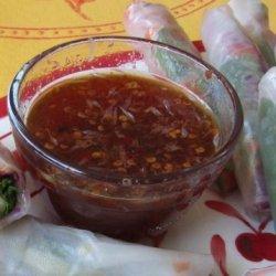 Vegetarian Ricepaper Rolls recipe