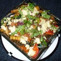 Pasta Bake With Goats' Cheese