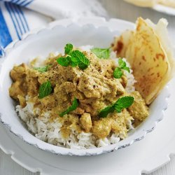 Julie's Chicken Korma