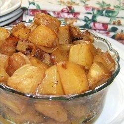 Mama John's Caribbean Sweet Potatoes