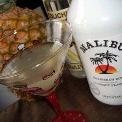 Caribbean Martini