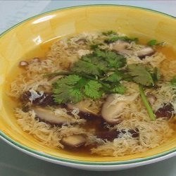 Egg Drop Soup (Tamago Toji) recipe
